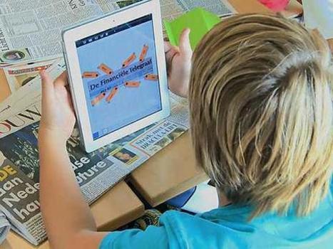 Gaat de iPad het onderwijs veranderen? | Bachelorproef Ipad Ticha | Scoop.it