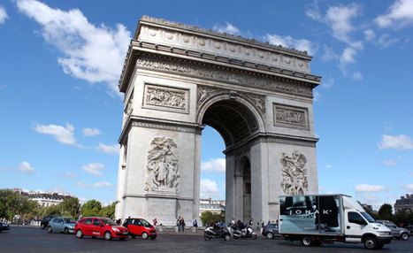 Another example of Feng Shui: Roundabout des Champs Elysees | Feng Shui and Property, London | Scoop.it