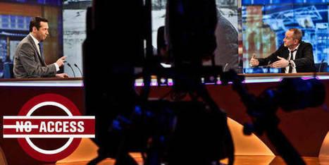 Les coulisses d'un JT: Par prudence, à RTL, le présentateur prend l'escalier... | Les médias face à leur destin | Scoop.it