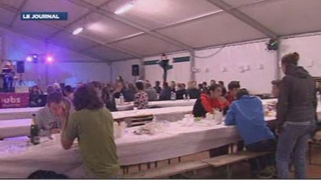 "Intoxication alimentaire collective lors de l'Xtrem Trail : ""un germe ... - TF1 