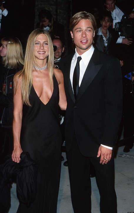 Jennifer Aniston And Brad Pitt Are ... Friends? | fitness, health&nutrition | Scoop.it