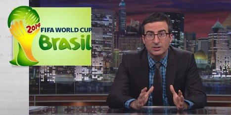 WATCH: John Oliver Explains The World Cup And FIFA To Americans | EngResting | Scoop.it