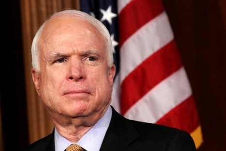 McCain: 'Don't call yourself Reagan Republicans' if you oppose Senate Ukraine aid deal | Current Political Climate in US | Scoop.it