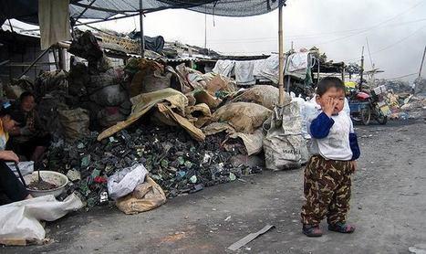 Recycler ici pour mieux polluer ailleurs ? Le secret du recyclage électro-ménager | Planete DDurable | Scoop.it