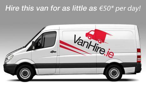 Low Cost Medium Van Hire | Hire a Van Now - Galway Ireland | VanHire | Scoop.it