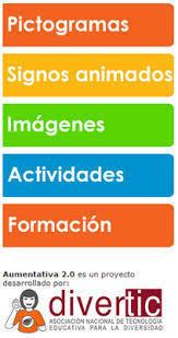 DiverTIC. Recursos para la comunicación Aumentativa. | Sistemas de comunicación aumentativa y alternativa | Scoop.it