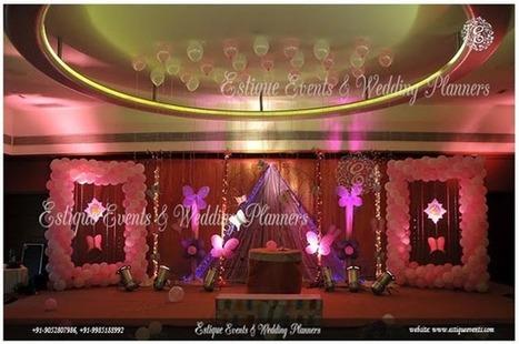 Birthday Decorations - Best birthday themes | Event Planner | Scoop.it