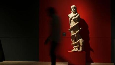 La nueva exposición del Museo Arqueológico Nacional cabe en tu móvil | Arqueología romana en Hispania | Scoop.it