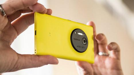 ¿Tecnología fotográfica de Nokia ahora en Apple? | unocero | MSI | Scoop.it