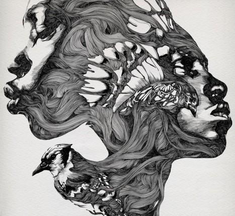 Gabriel Moreno   Fubiz™   Creative Art Moodbook   Scoop.it
