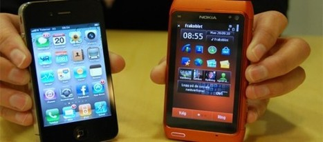 El 50% de los universitarios usa el móvil como principal herramienta para buscar formación | Tecnología móvil | Scoop.it