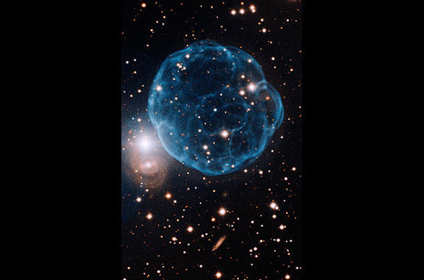 Cosmic Pyrotechnics: New Planetary Nebula Dazzling Astronomers - Photo Essays | Awesome Photographies | Scoop.it