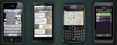 L'application WhatsApp retirée temporairement de l'AppStore | Boloms Blog | Gouvernance web - Quelles stratégies web  ? | Scoop.it