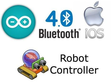 IPhone to Arduino using Bluetooth 4.0  -- | Open Source Hardware News | Scoop.it