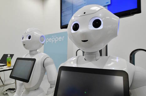 'Pepper' robot uses trial-and-error learning to master a child's game | Futurewaves | Scoop.it