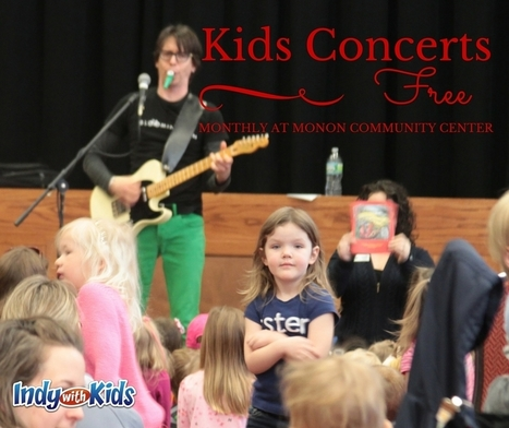 FREE Kids Concert Series in Carmel | Teak wood furniture | Scoop.it