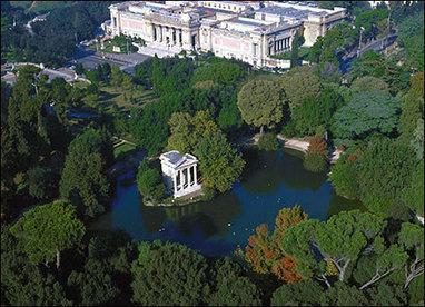 Restauro: quasi sette milioni di euro per il restyling di Villa Borghese a Roma | Historic Gardens & Botanic Heritage | Scoop.it
