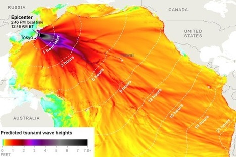 How Shifting Plates Caused the Japan Earthquake - Interactive Feature - NYTimes.com | Tectonic Hazards | Scoop.it