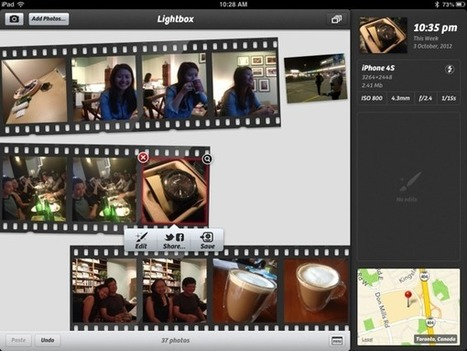 Review: Camera+ for iPad   iSource   iPads, MakerEd and More  in Education   Scoop.it