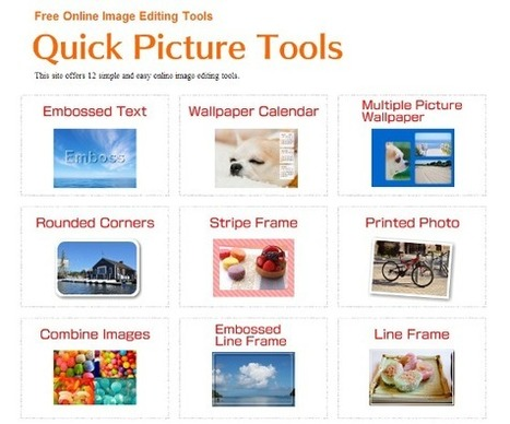 Image Editing Tools | 22 Image Editors to Make Your Pictures Pop! - | Social marketing for SMBs: Tools, tactics, and strategies | Scoop.it
