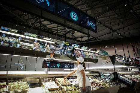 The Supermarket of the Future Knows Exactly What You're Eating | Agricultural Research | Scoop.it