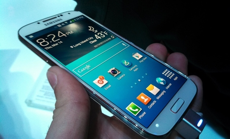 New Samsung Galaxy S4 Specs & Rumours | General | Scoop.it