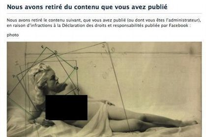 Facebook : contre la censure, quels recours possibles ? | Actualités Photographie | Scoop.it