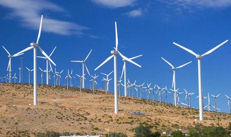 En el 'aire' energía eólica | Energías Renovables o alternativas | Scoop.it