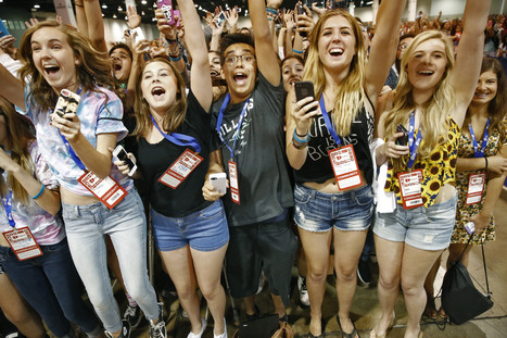 Channeling the YouTube faithful - Los Angeles Times | Lights, Camera...WTF | Scoop.it