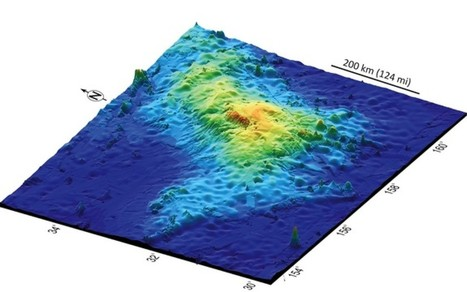 Largest Volcano On Earth Lurks Beneath Pacific Ocean | Wow - Planet | Scoop.it