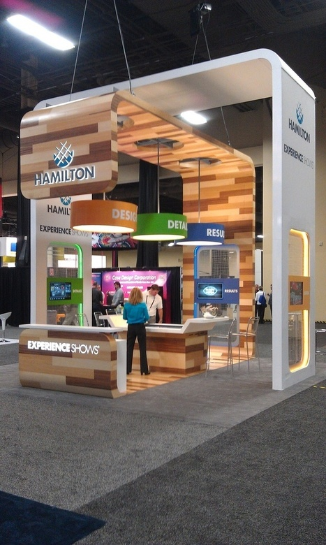 Creative Exhibition Booth Ideas : Exhibition and trade show booth design scoop