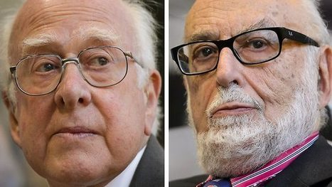 God particle scientists win physics Nobel Prize | HSC Physics | Scoop.it