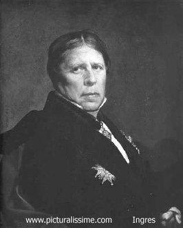 29 août 1780 naissance d'Ingres Jean Auguste Dominique   Racines de l'Art   Scoop.it