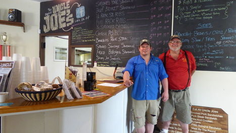 Uncle Joe's named Illinois barbecue sauce champion | Business Video Directory | Scoop.it