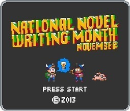 National Novel Writing Month   College Composition and Writing Programs   Scoop.it
