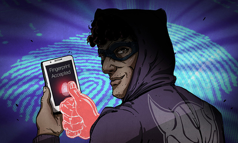 Your (Unhashable) Fingerprints Secure Nothing | my universe | Scoop.it