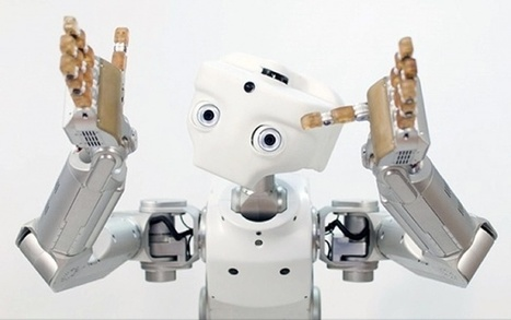 Why Is Google Buying So Many Robot Startups? | MIT Technology Review | Artificial Intelligence | Scoop.it