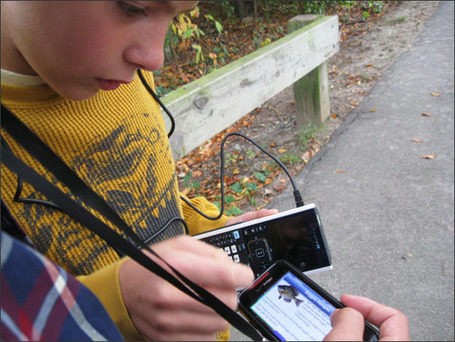 Mobile Apps Make Field Trips More Interactive | iGeneration - 21st Century Education | Scoop.it
