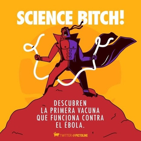 Un vaccin contre ebola 100% efficace | Epic pics | Scoop.it