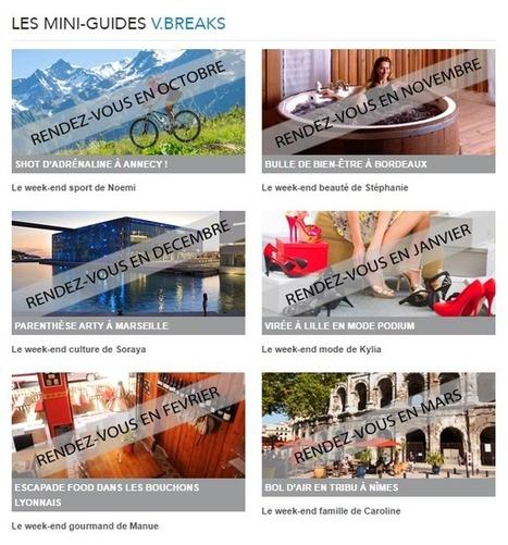 Blogueurs-Ambassadeurs, l'exemple de Voyages-SNCF avec ses V.Breaks | Communication & Tourisme | Scoop.it