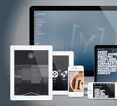 Don't Delay! Responsive Web Design now! 10 Great Examples of Adaptive Websites | WCMS | Scoop.it