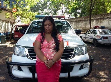 Detienen a mujer que intentó introducir $930 en penal de Sonsonate | El Salvador: Registros del Delito | Scoop.it