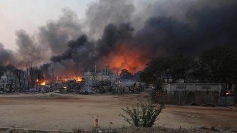 DECRYPTAGE - Birmanie : que se passe-t-il entre bouddhistes et ... - TF1 | Partir-Venir: Les réfugiés | Scoop.it