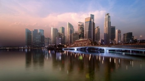 A Million Photos Were Used to Create This Dazzling Three-Year Time-Lapse of Singapore | Le It e Amo ✪ | Scoop.it