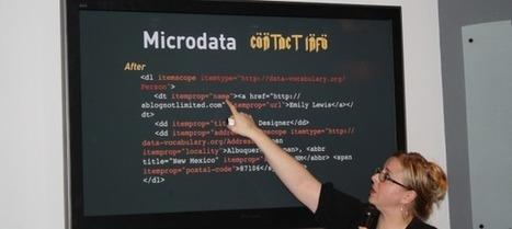 5 raisons d'utiliser les microdatas sur votre site | Marketing digital & référencement | Scoop.it