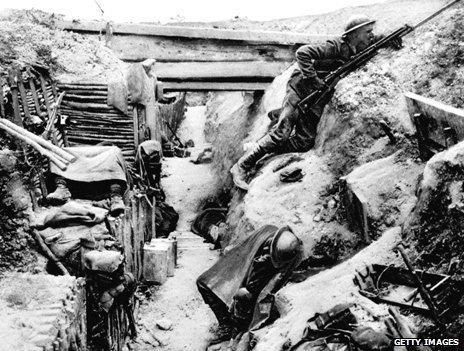 Cinco grandes mitos sobre la Primera Guerra Mundial - BBC Mundo - Noticias | Primera Guerra Mundial-Cristian Maroñas. | Scoop.it