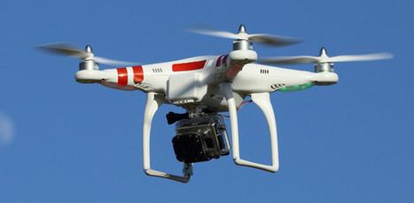 Les drones, une vraie révolution ? Ces secteurs qui pourraient être bouleversés   Drone   Scoop.it