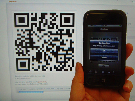 10 Ways to Use QR Codes in Your Classroom | HASTAC | Scoop.it