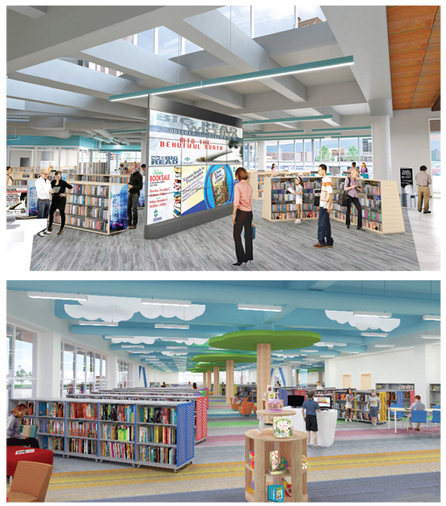 Community Central | Library by Design, Spring 2016 | SocialLibrary | Scoop.it