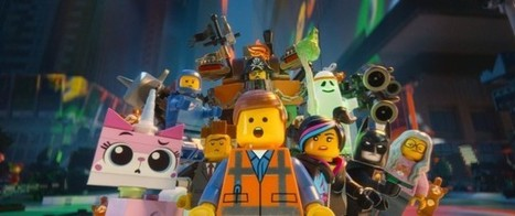 New 'Lego Movie' Featurette: Adorable, Fun, Morgan Freeman Reading the Dictionary | Writing and watching ... for the screen etc. | Scoop.it
